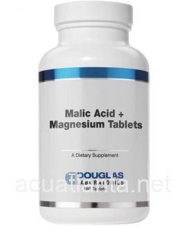 Malic Acid and Magnesium 180 count