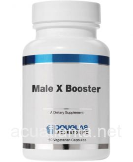 Male X BOOSTER 60 capsules