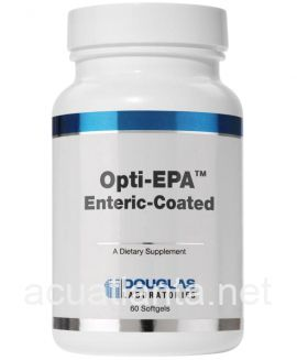Opti-EPA Enteric-Coated 60 soft gelcaps 1000 milligrams