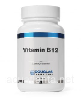 Vitamin B12 60 count 2500 micrograms