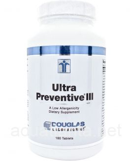 Ultra Preventive III (Tablets) 180 count