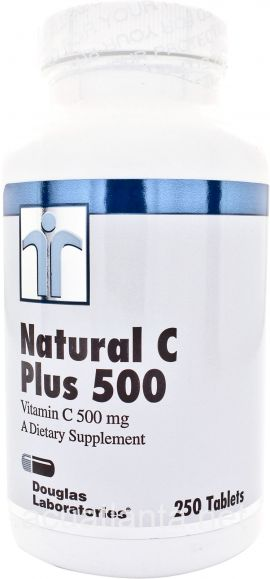 Natural C Plus 250 count 500 milligrams
