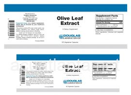 Olive Leaf Extract 120 capsules 500 milligrams