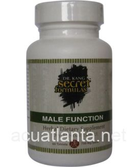 Male Function 60 capsules 750 milligrams