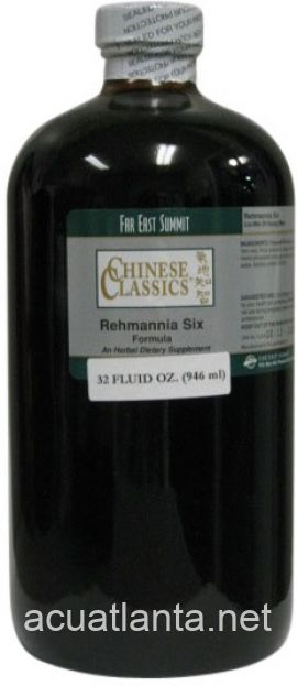 Rehmannia Six 2 oz