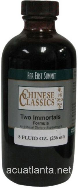 Two Immortals Formulas 2 oz