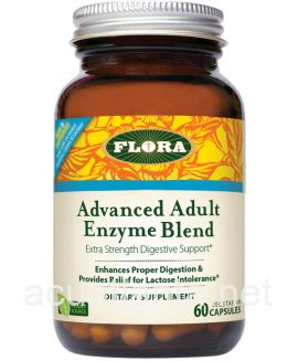 Advanced Adult Enzyme Blend 60 capsules