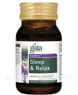 Sleep and Relax 50 capsules