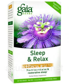 Sleep and Relax Herbal Tea 20 tea bags