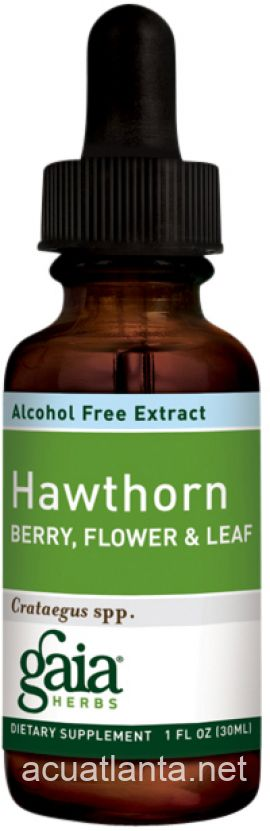 Hawthorn Berry Alcohol-Free 2 oz