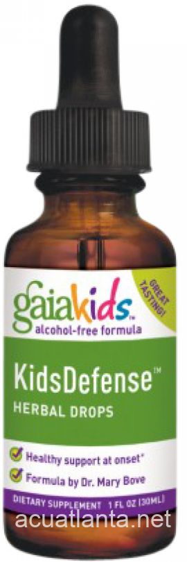 Gaia Kids KidsDefense Herbal Drops 1 oz
