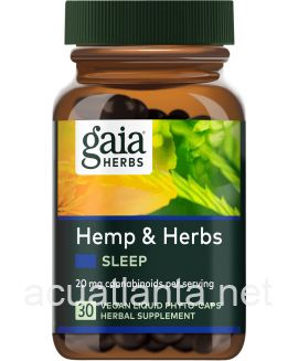Hemp and Herbs Sleep 30 capsules