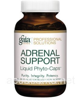 Adrenal Support 60 liquid capsules