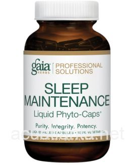 Sleep Maintenance 60 liquid capsules