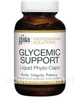 Glycemic Support 60 liquid capsules