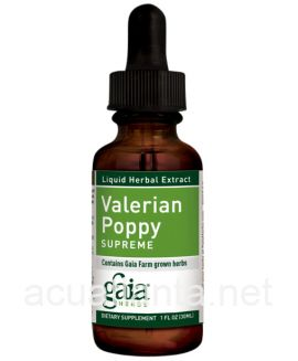 Valerian/Poppy Supreme 2 oz