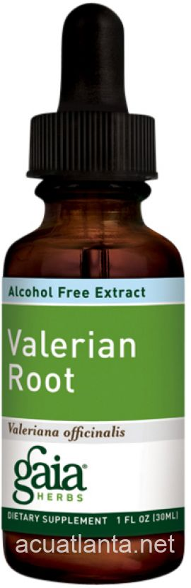 Valerian Root Alcohol-Free 1 oz