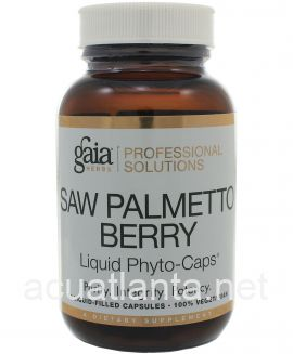 Saw Palmetto Berry 60 liquid capsules