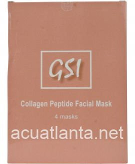 Collagen Peptide Facial Mask 4 masks 30 milliliters
