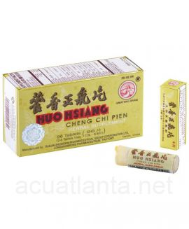 Huo Hsieng Cheng Chi Pien 12 boxes 8 tablets
