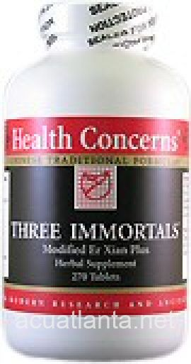 Three Immortals 270 count