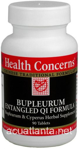 Bupleurum Entangled Qi 90 tablets
