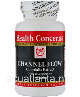 Channel Flow 180 capsules