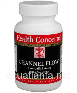 Channel Flow 60 tablets