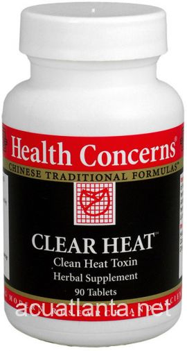 Clear Heat 90 count