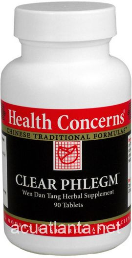 Clear Phlegm 90 tablets