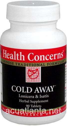 Cold Away 90 count
