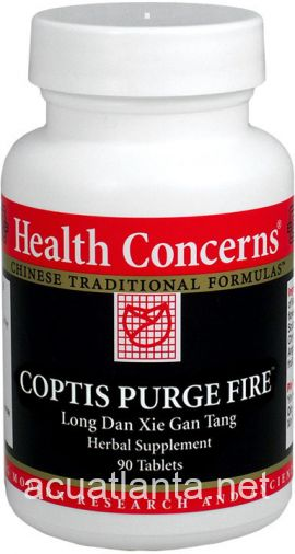 Coptis Purge Fire 90 tablets