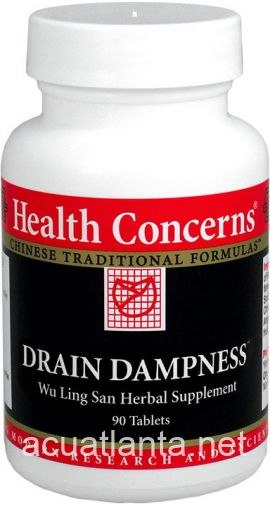 Drain Dampness 90 tablets