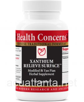 Xanthium Relieve Surface 90 capsules