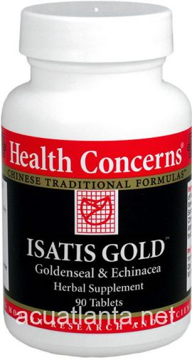 Isatis Gold 90 count