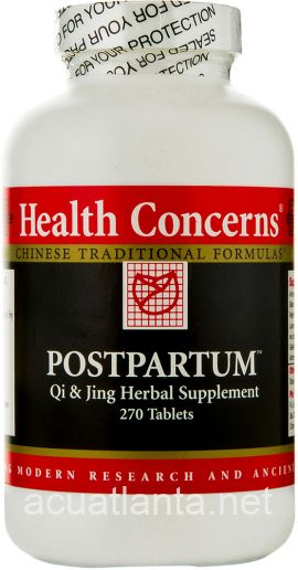 Postpartum 270 tablets