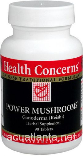 Power Mushrooms 90 tablets