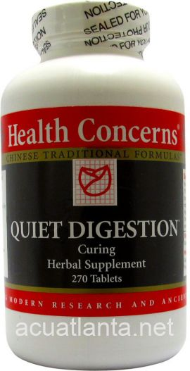 Quiet Digestion 270 count