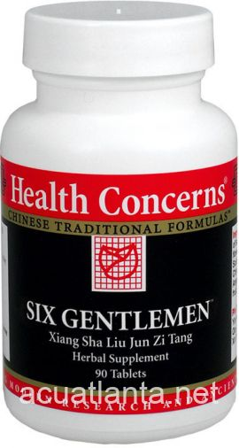 Six Gentlemen 90 tablets