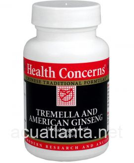 Tremella and American Ginseng 90 count