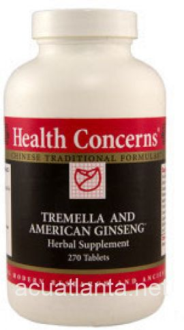 Tremella and American Ginseng 270 tablets