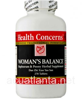 Womans Balance 270 capsules