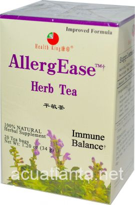 AllergEase Tea 20 tea bags