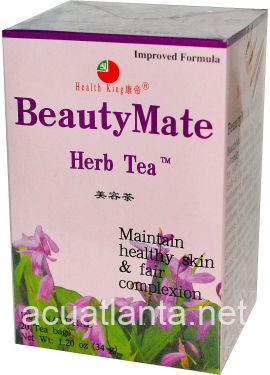 BeautyMate Tea 20 tea bags