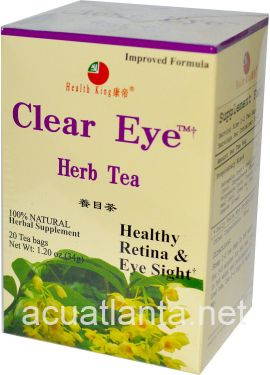 Clear Eye Tea 20 tea bags