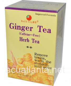 Ginger Tea 20 tea bags