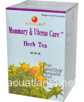 Mammary & Uterus Care Tea 20 tea bags