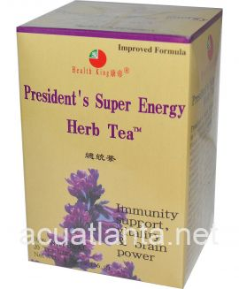 Presidents Super Energy Tea 20 tea bags