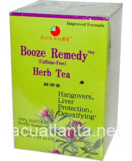 Booze remedy Herb Tea 20 tea bags