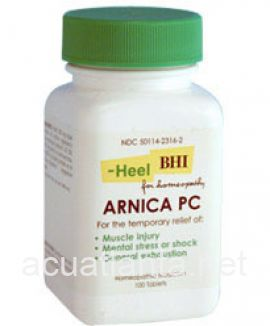 Arnica PC 100 count